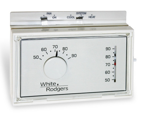 WHITE RODGERS HORIZONTAL THERM