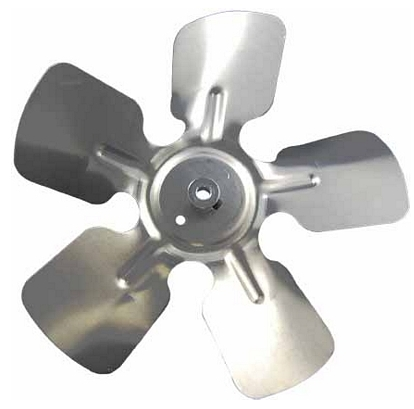 "ACME ALUMINUM FAN BLADE 12"" 25"