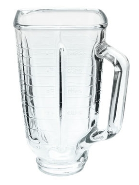OSTER JAR GLASS