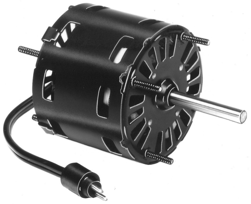 "FASCO 3.3"" SHADED POLE MOTOR 1"