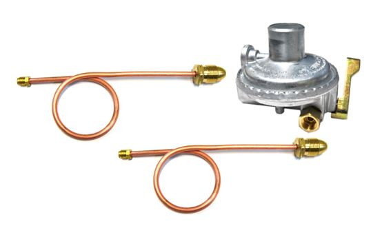 GP GAS REGULATOR 2 TANK HOOK U